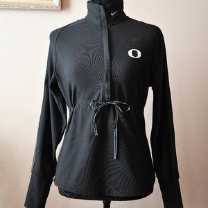 NIKE Golf Half Zip Hoodie – U Oregon Ducks Sz. S